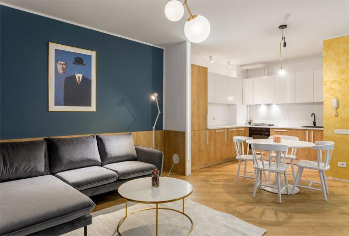 apartment bucharest space casuals 4