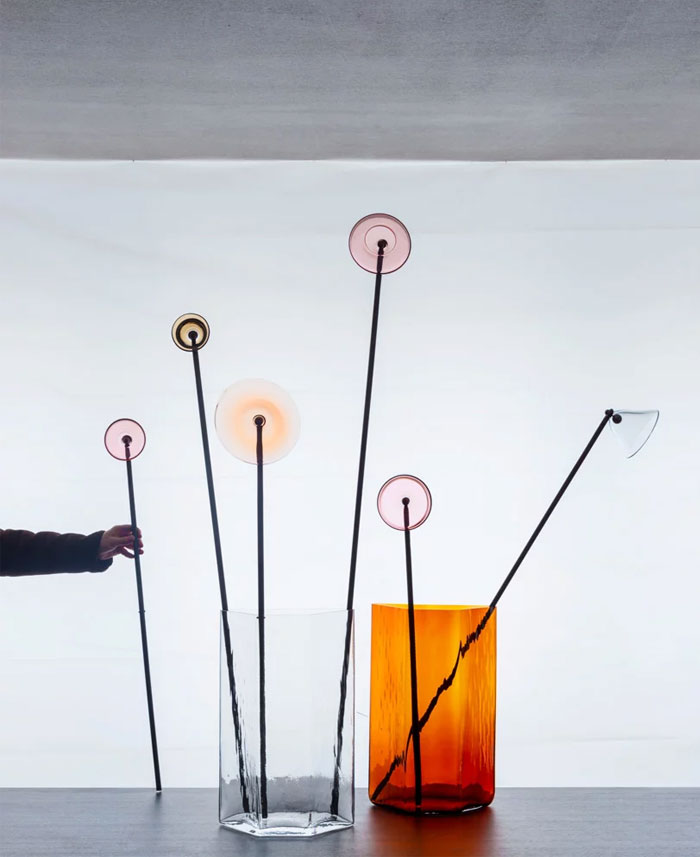 bouroullec vases iittala imperfections exhibition stockholm 3