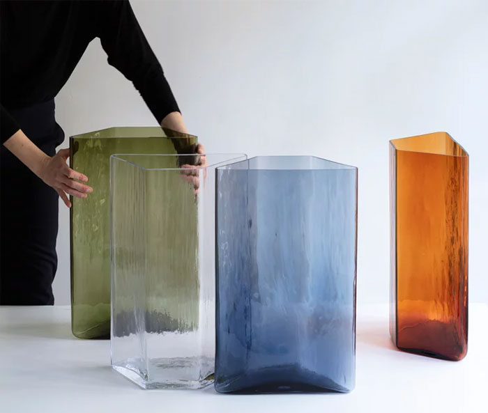 bouroullec vases iittala imperfections exhibition stockholm 4