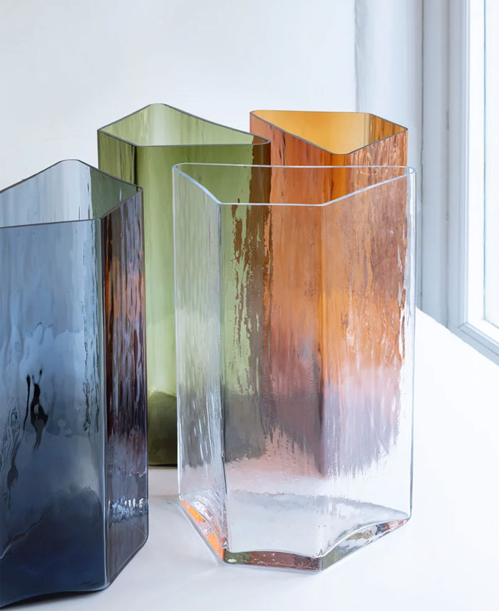 bouroullec vases iittala imperfections exhibition stockholm 5