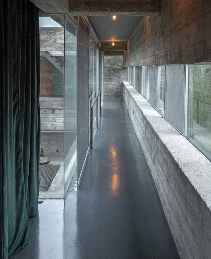 eight beams house covachita taller de arquitectura 13
