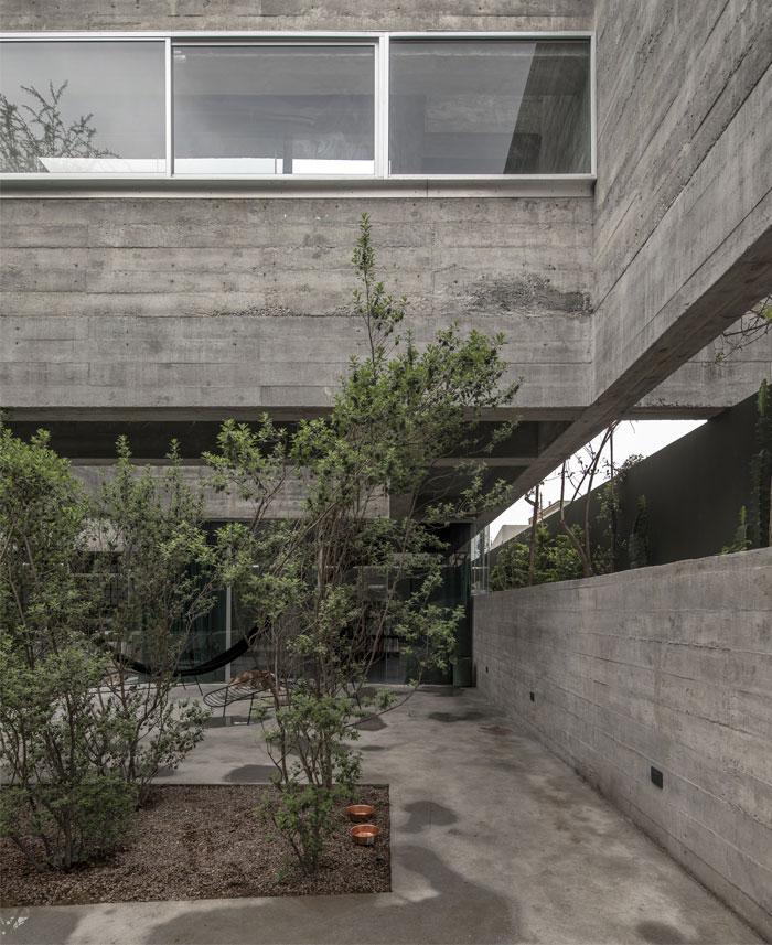 eight beams house covachita taller de arquitectura 6