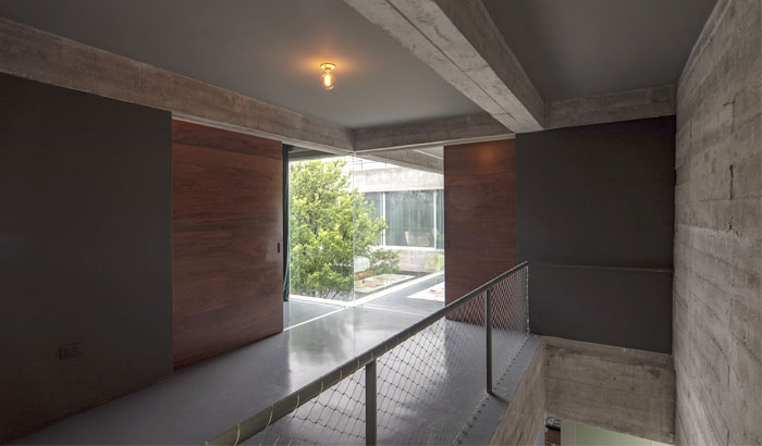 eight beams house covachita taller de arquitectura 9