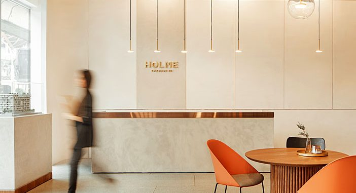 Holme Showroom by Magla