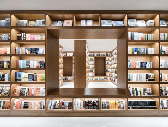 hubei foreign language bookstore wutopia lab 16