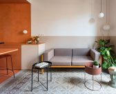 Klinker Apartment in Barcelona an Budget-friendly Project by CaSA
