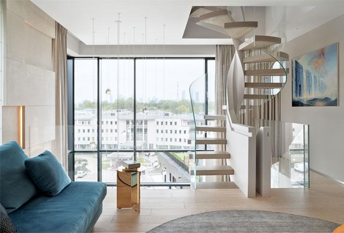 kraszewska project madison apartament 7