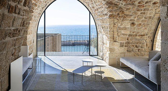 Old Jaffa House by Pitsou Kedem Architects