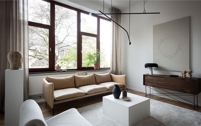scandinavian style apartment nouvel interior 1