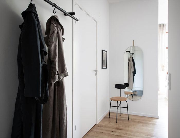scandinavian style apartment nouvel interior 11