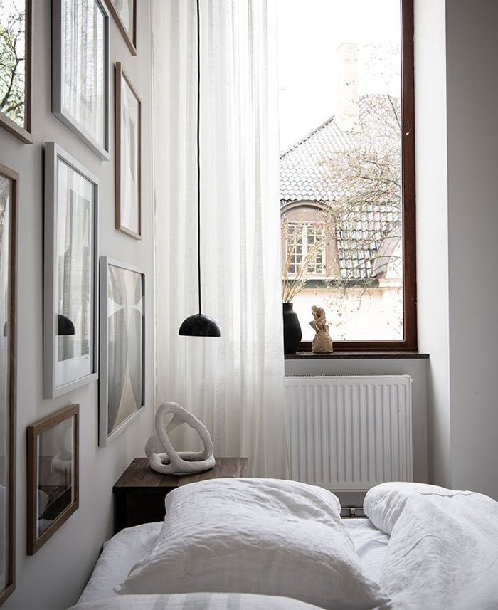scandinavian style apartment nouvel interior 13