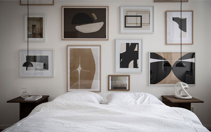 scandinavian style apartment nouvel interior 14