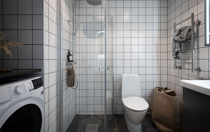 scandinavian style apartment nouvel interior 16