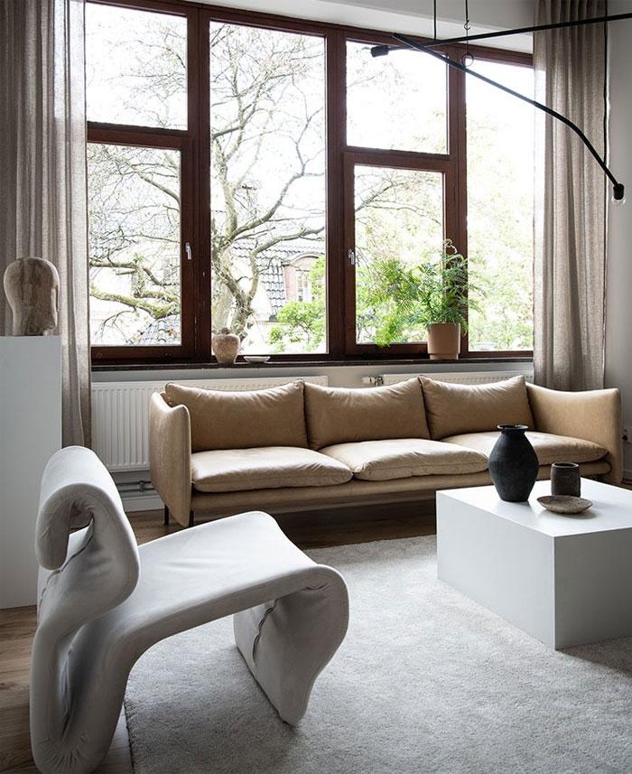 scandinavian style apartment nouvel interior 3