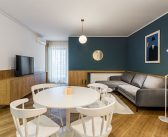 Mid-Century Mood Apartment in Bucharest by Space Casuals