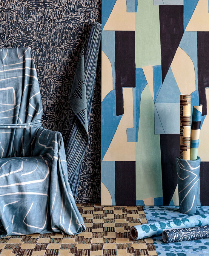 wallcovering design kelly wearstler 6