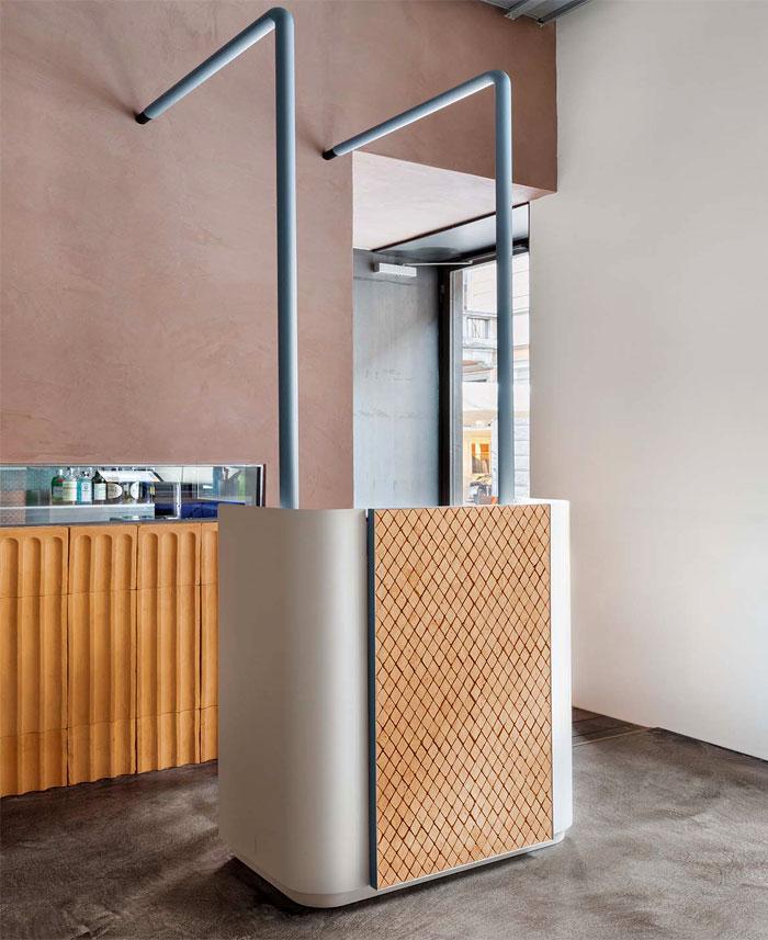 28 posti restaurant interiors milan 1