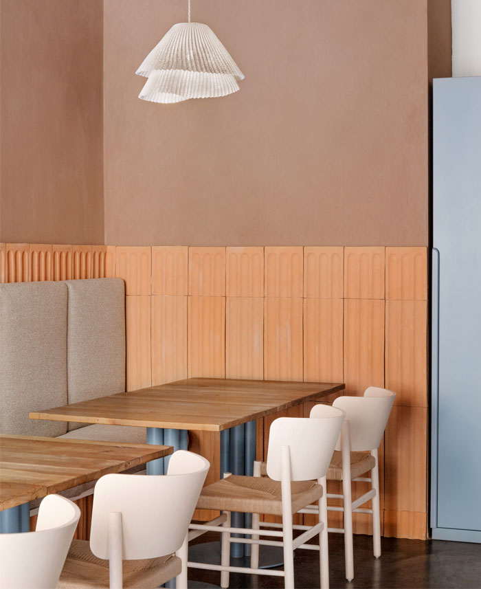 28 posti restaurant interiors milan 11