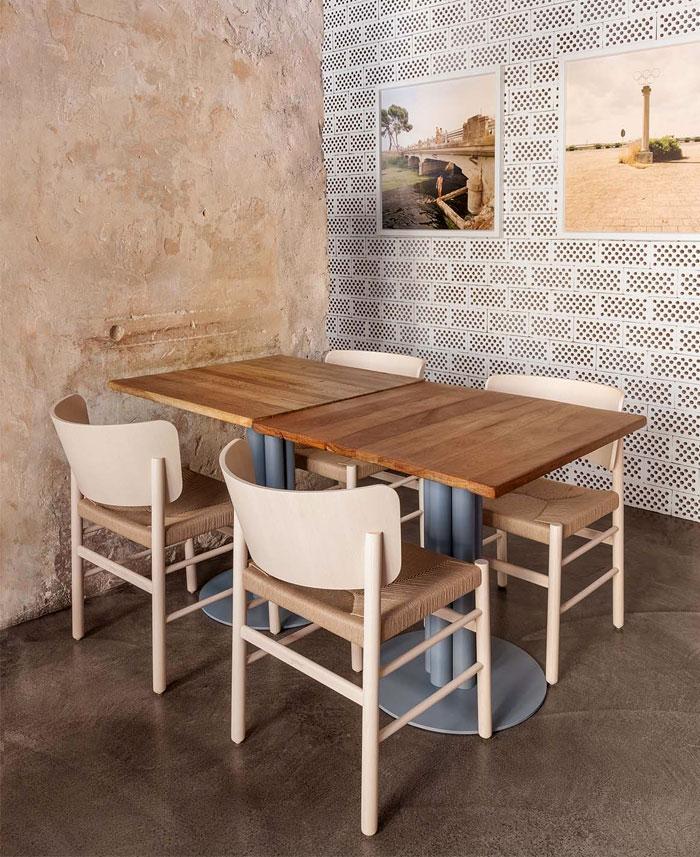 28 posti restaurant interiors milan 2