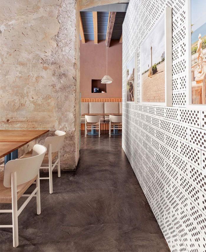 28 posti restaurant interiors milan 4