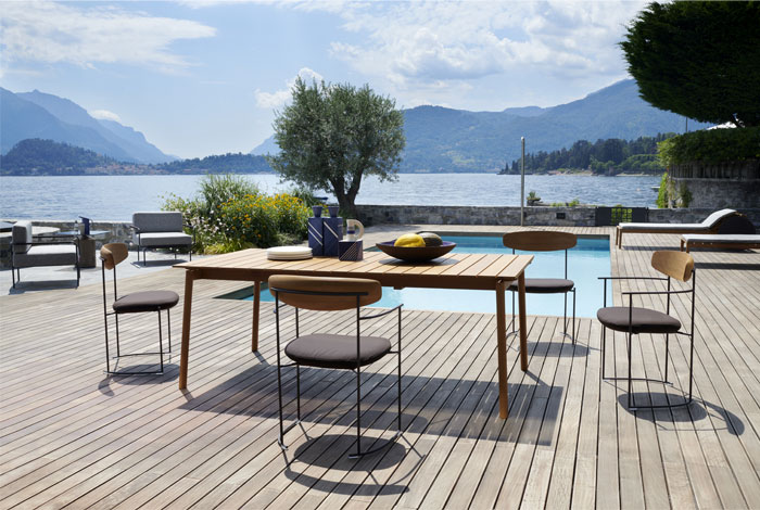Potocco DOCK table 3