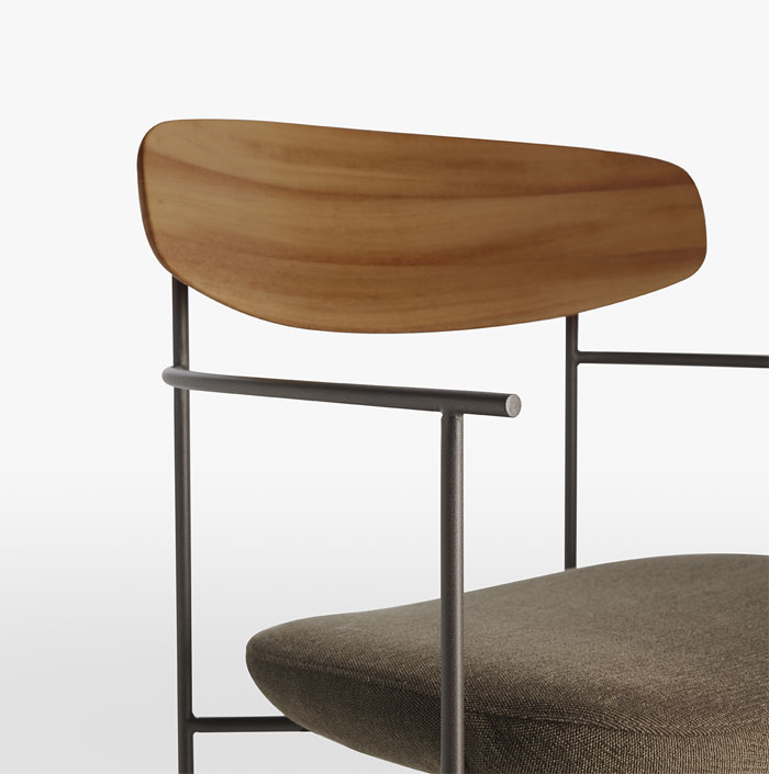 Potocco KEEL chair 12