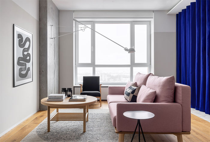 apartment kyiv ater architects 12