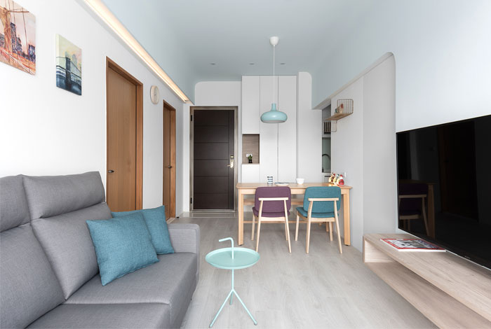 apartment taiwan fu design 3