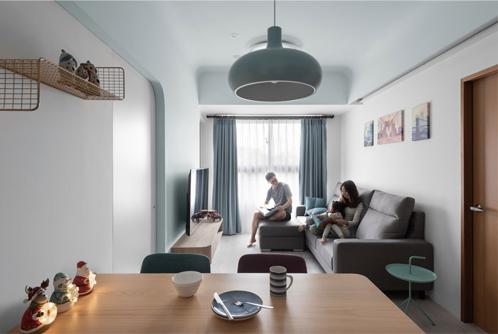 apartment taiwan fu design 7