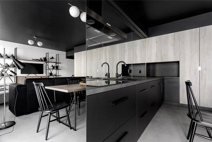earth grey apartment bogdan ciocodeica studio 5