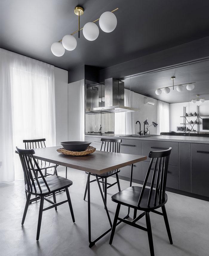 earth grey apartment bogdan ciocodeica studio 6