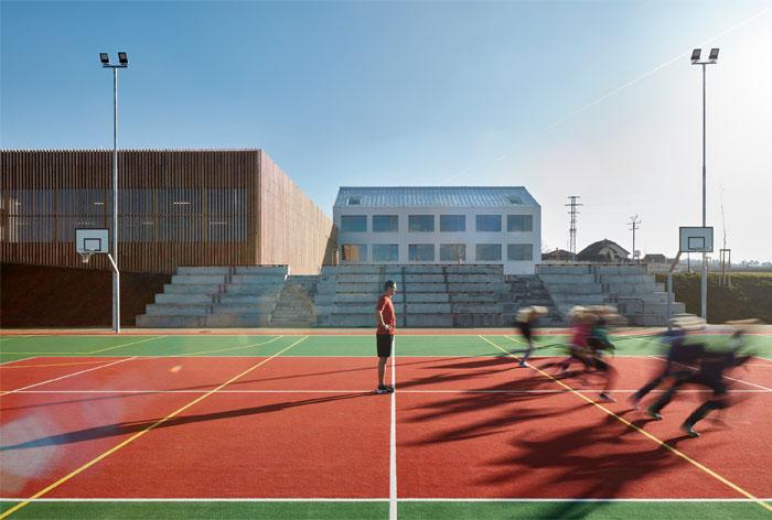 elementary school amos SOA architekti 13
