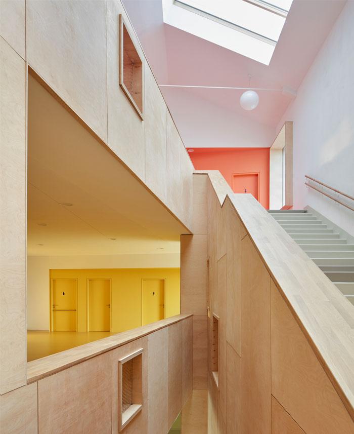 elementary school amos SOA architekti 2