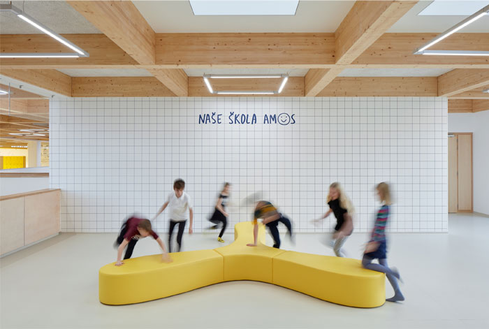 elementary school amos SOA architekti 9