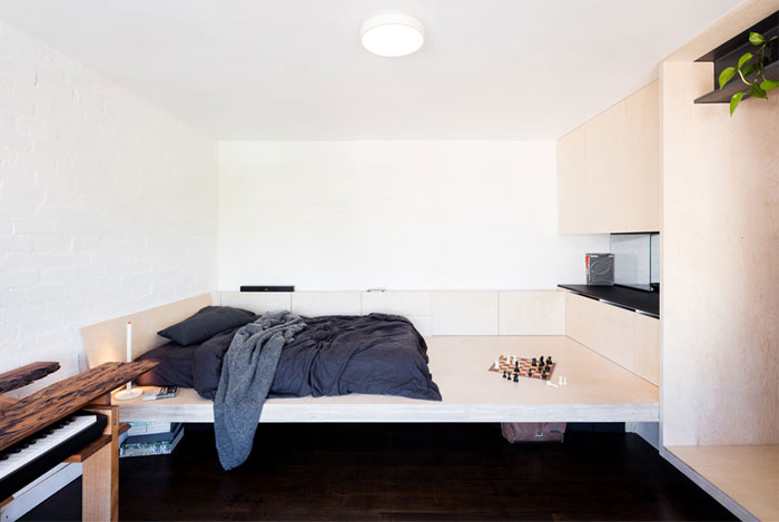 minimum dwelling studio apartment 3