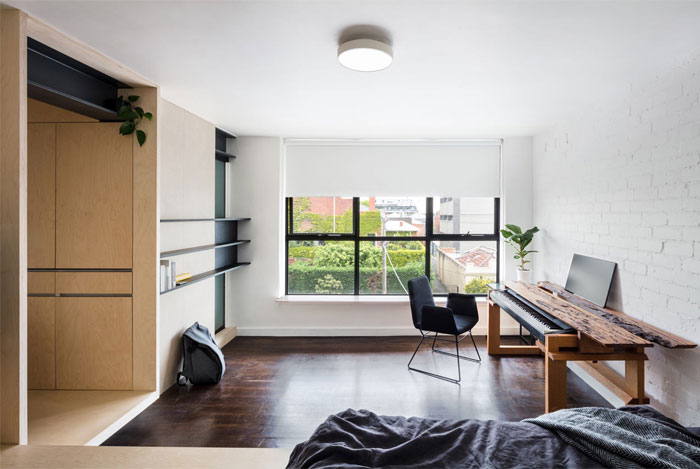 minimum dwelling studio apartment 4