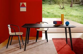 Casa 3000 is Brought to Life by Pedrali's New Furniture Collections
