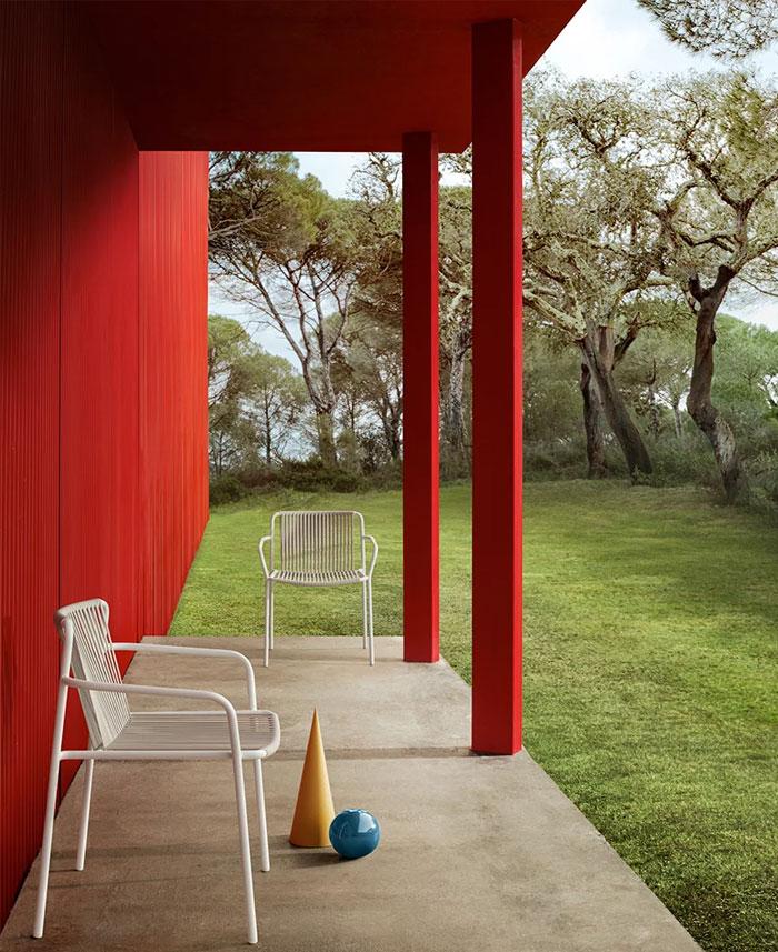 pedrali tale indoor outdoor collections casa 3000 2