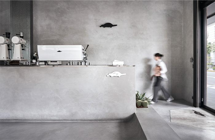 platypus cafe radius interior design studio 8