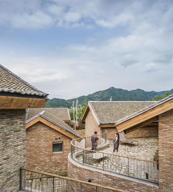 san sa village beijing 13