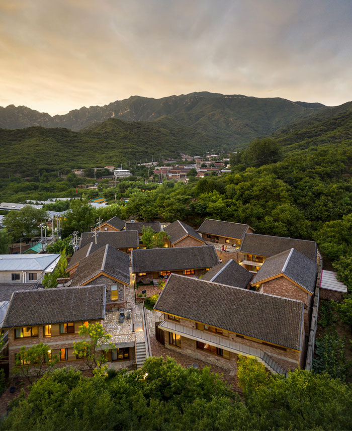 san sa village beijing 16