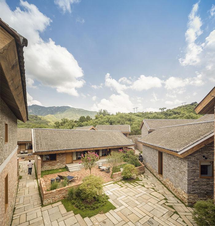 san sa village beijing 5