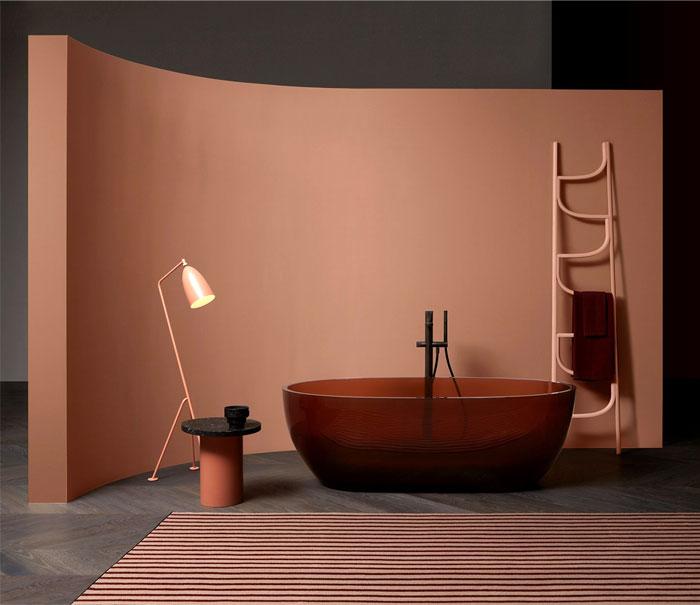 antoniolupi bathtub reflex project