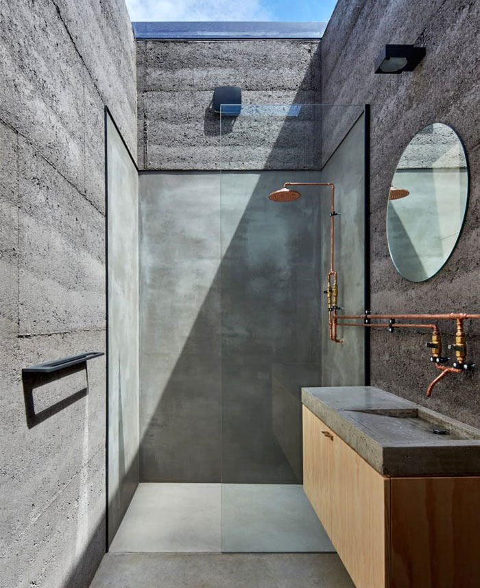 blurring borders between interior exterior bathrooms 17