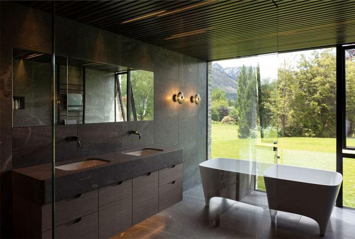 blurring borders between interior exterior bathrooms 26