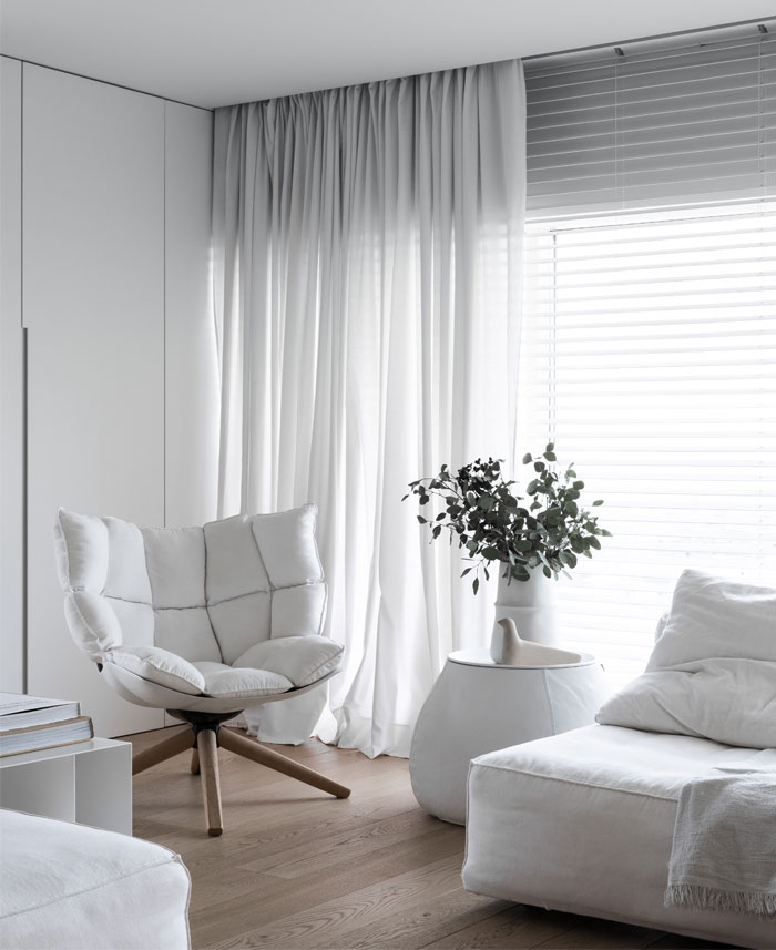 linearchitects apartment monochrome living divani products 18