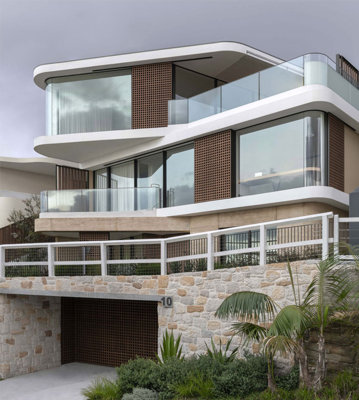 pacific view point house luigi rosselli 1