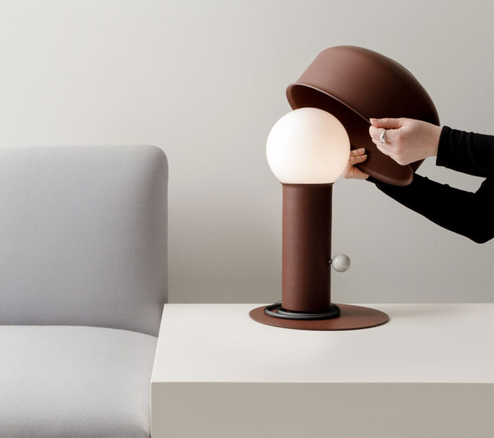 pivot table lamp 5