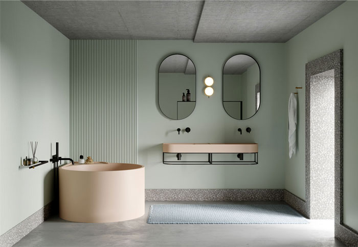 round livingtec bathtub nouveau bathtub 2