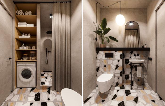sustainable bathroom design 3